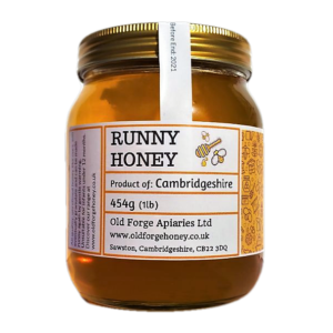 Local Honey from South Cambridgeshire & North Essex